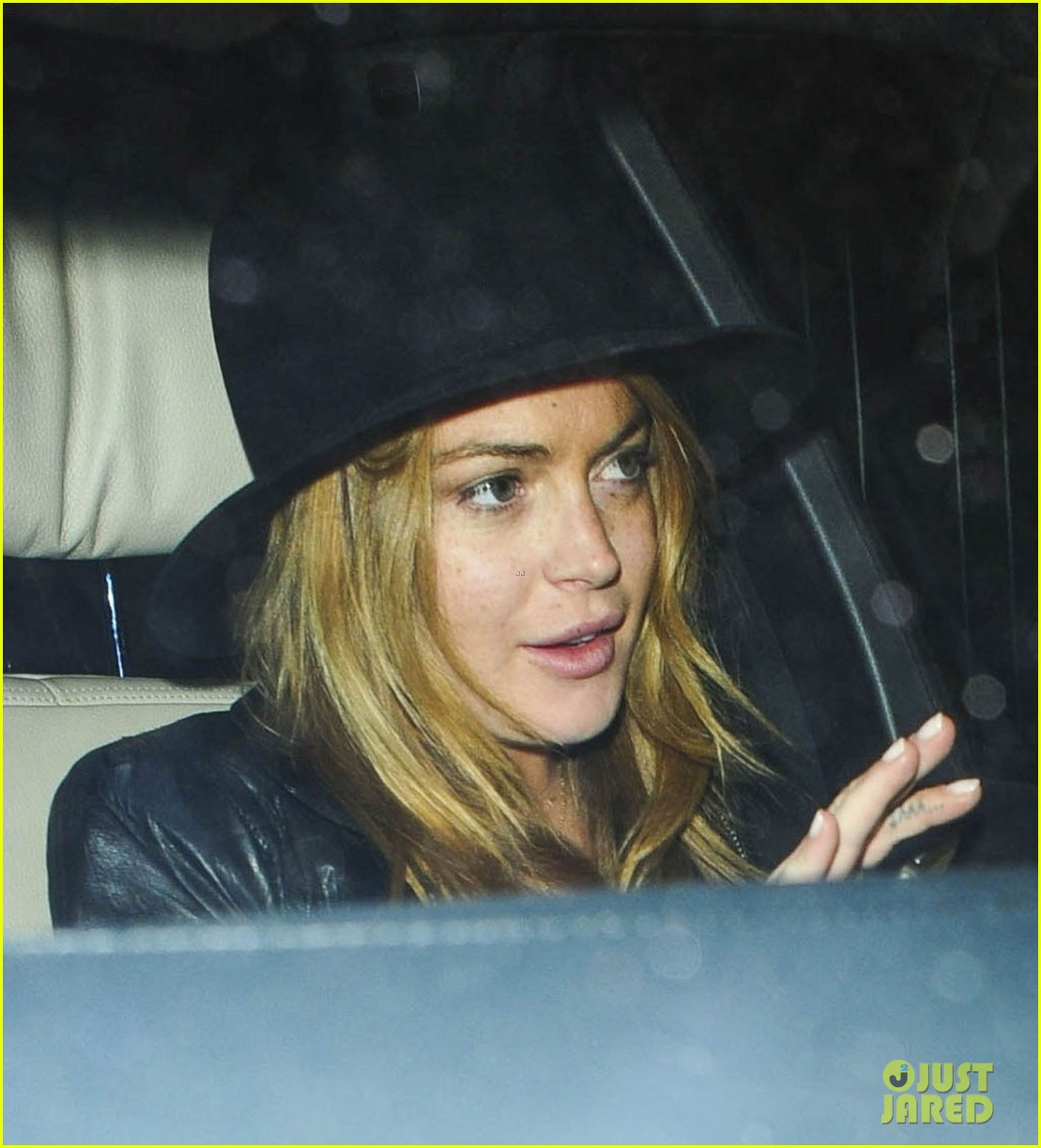 lindsay lohan quotes billy joel chiltern night out london 153182151