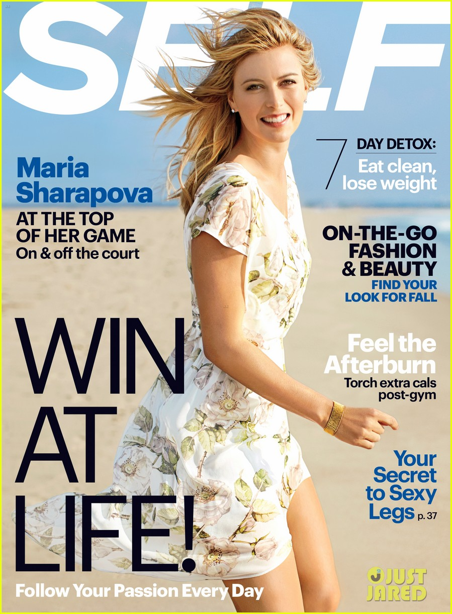 maria sharapova has a ferocious competitive side 043179041