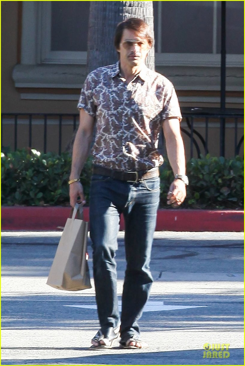 olivier martinez travels back to the 1970s 01