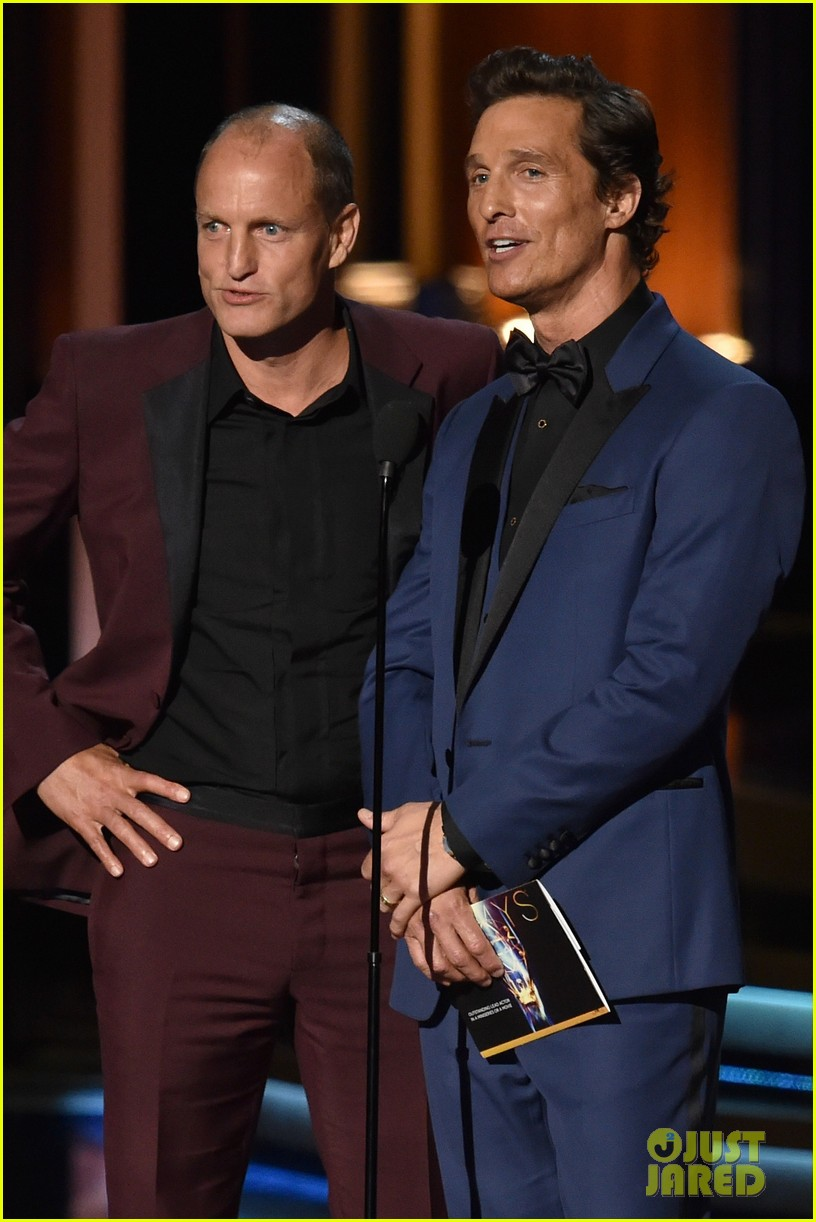 matthew mcconaughey woody harrelson night at the roxbury 043183764