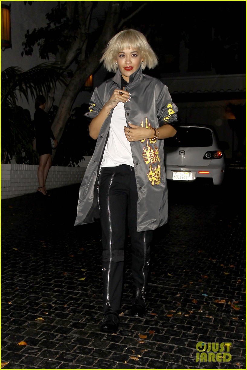 rita ora chateau marmont night out 103186704