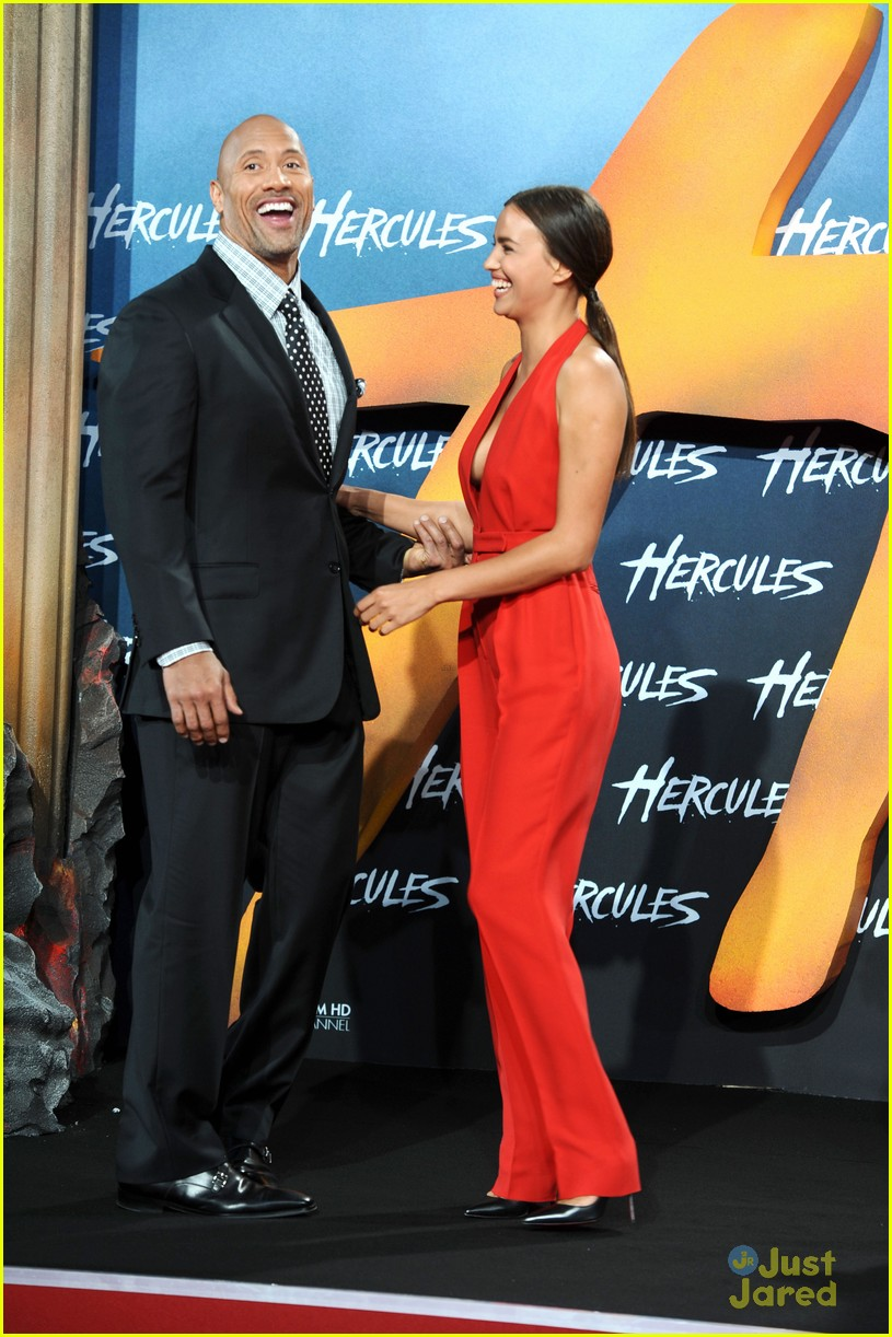 dwayne the rock johnson hercules berlin premiere 073180466