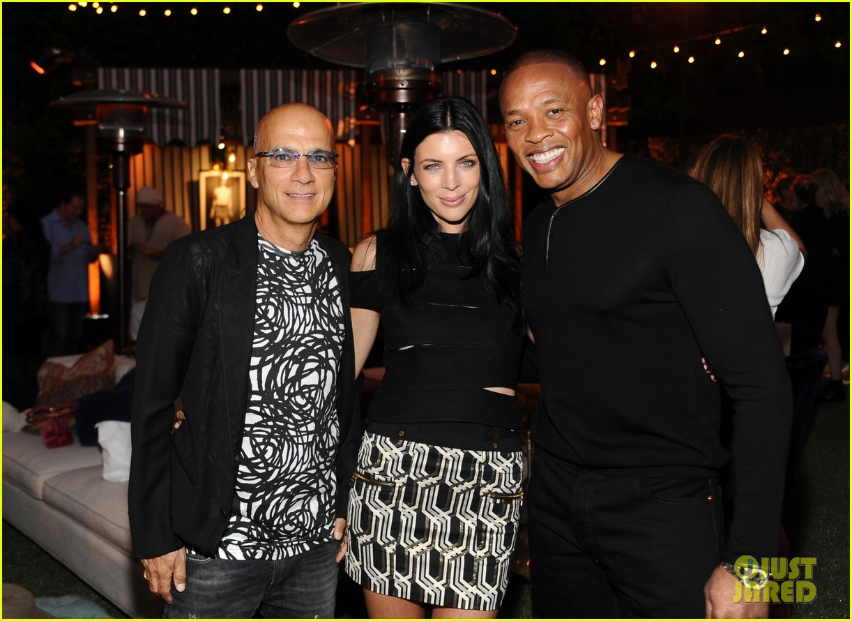 liberty ross celbrates launch of genetic collection jimmy iovine 173181860