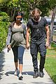 zoe saldana hubby marco perego step out for sunny stroll after taking on the ice 05