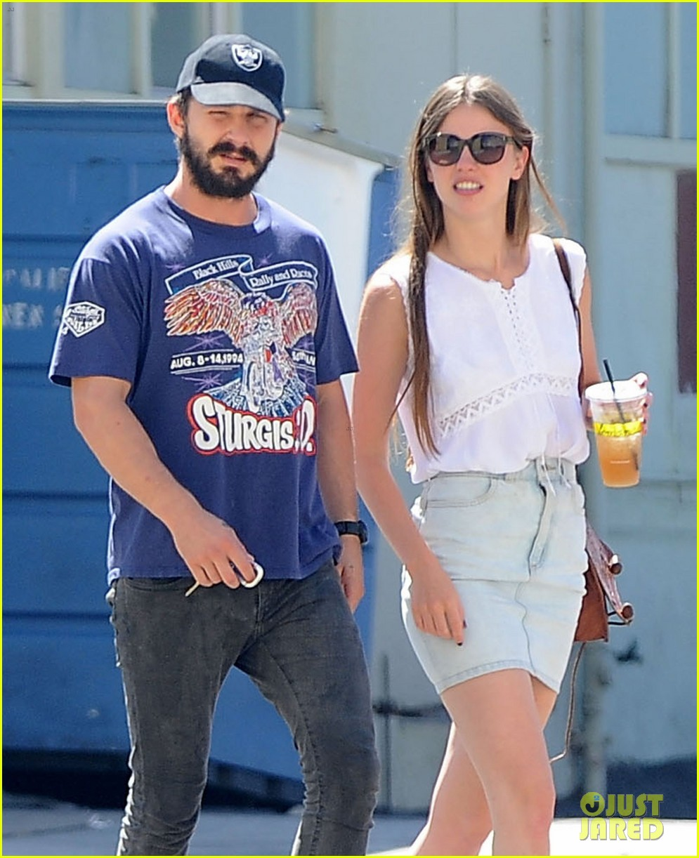 shia labeouf girlfriend mia goth lemonade lunch lovers 19