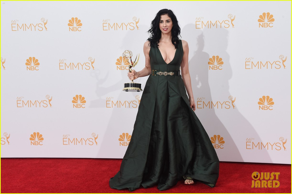 sarah silverman emmy awards winner 07