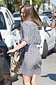 hilary swank laughing after coffee 15