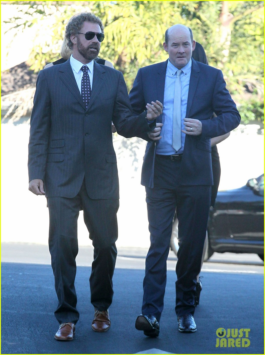 will ferrell jack black matt lebov wedding 013178092