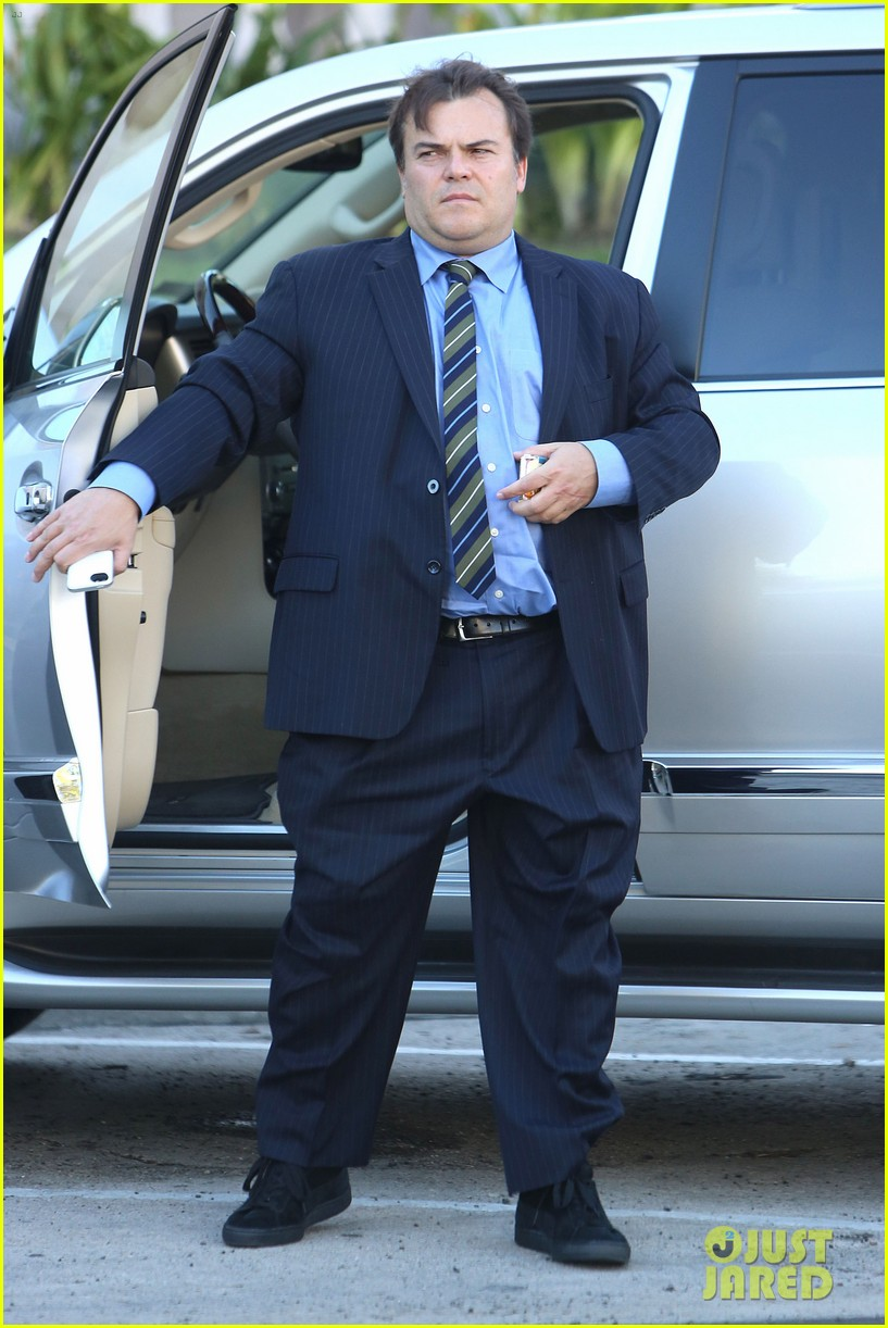 will ferrell jack black matt lebov wedding 093178100