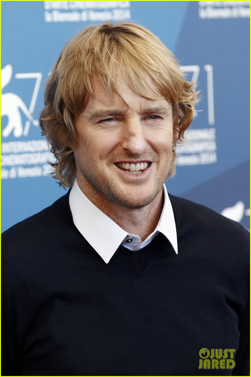 owen wilson shes funny that way venice fest 05