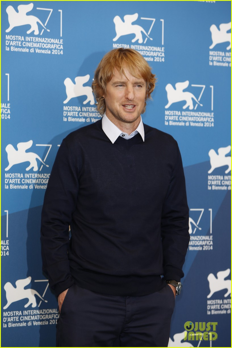 owen wilson shes funny that way venice fest 14