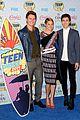 shailene woodley reunites with tfios cast members at teen choice awards 2014 07