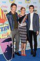 shailene woodley reunites with tfios cast members at teen choice awards 2014 11