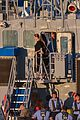 angelina jolie tour battleship maltese navy 01