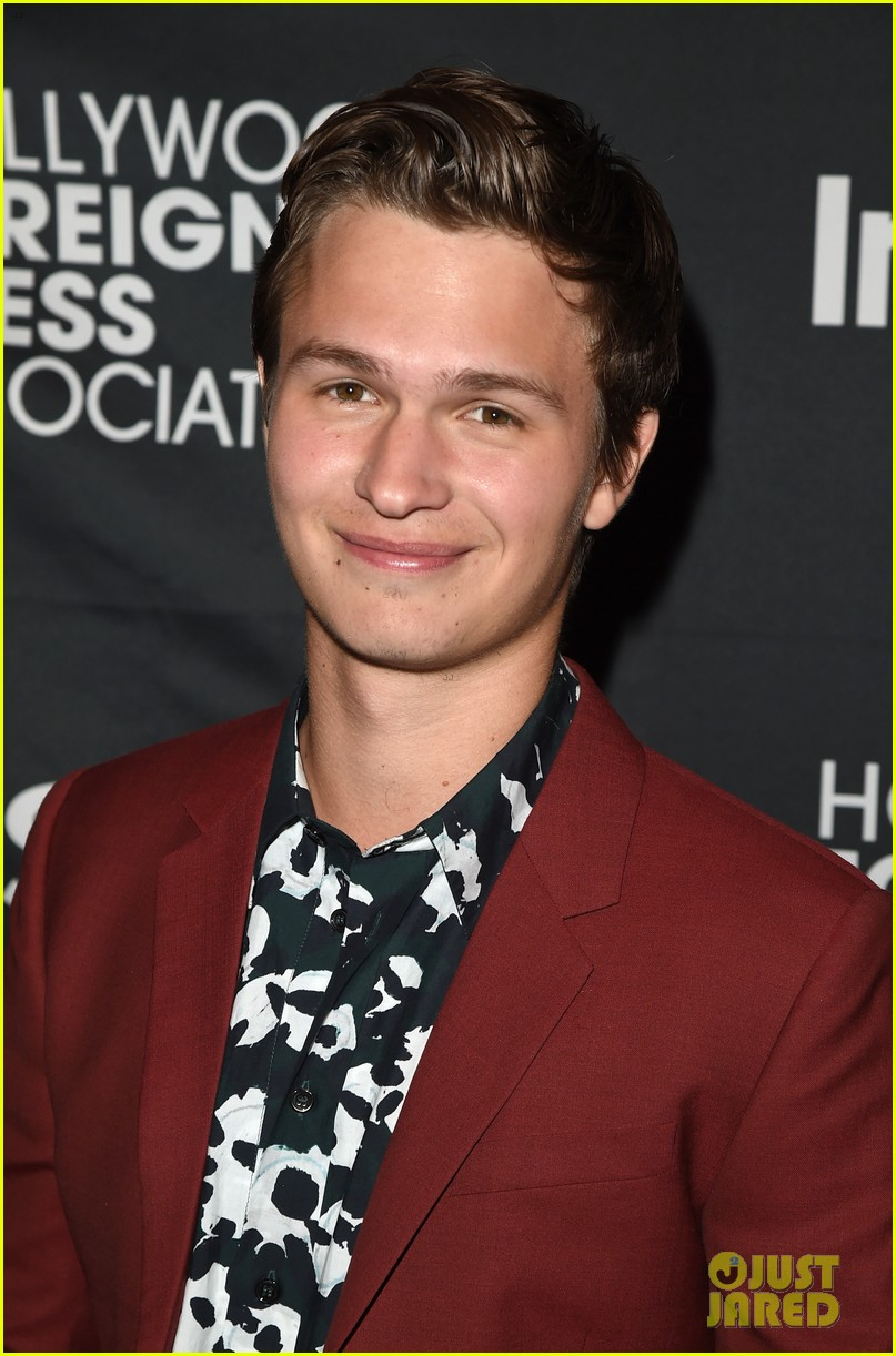 ansel elgort kaitlyn dever men women children premiere tiff 243191486
