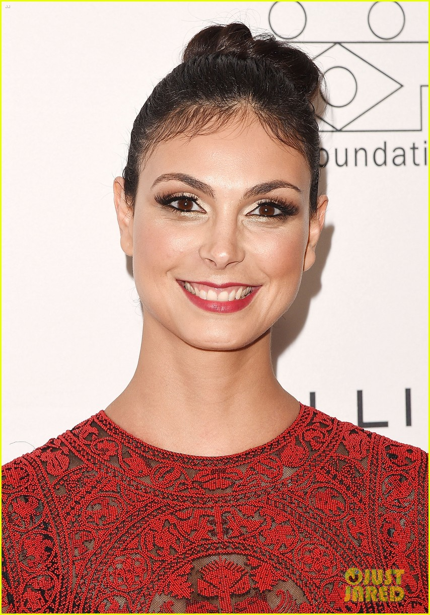 Morena Baccarin Joins u0026#39;Homelandu0026#39; Daughter Morgan Saylor at ...