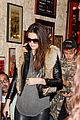 justin bieber kendall jenner dinner together paris 03