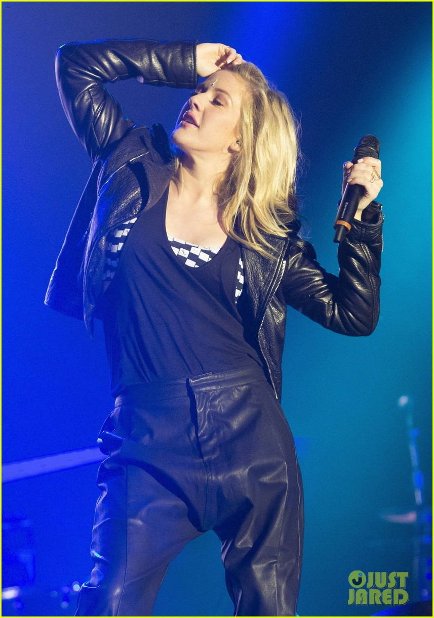 ellie goulding thanks last summer festival performance 033187762