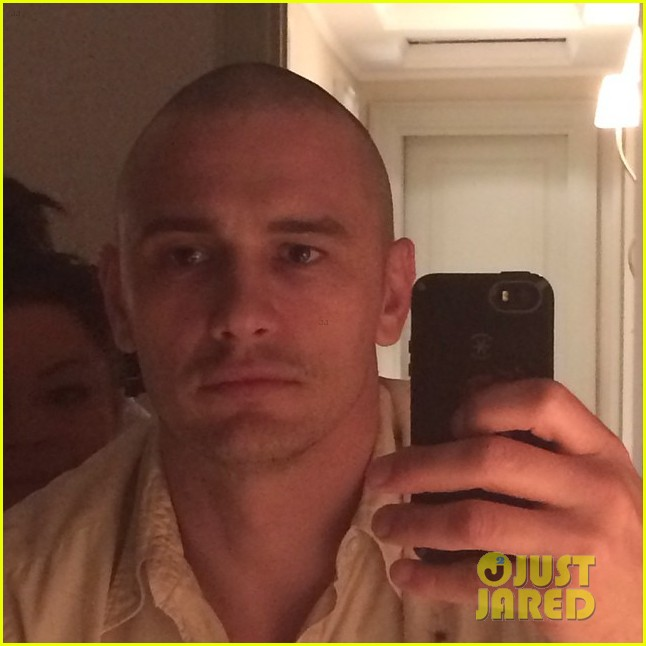 james franco is bald shaves his head 02