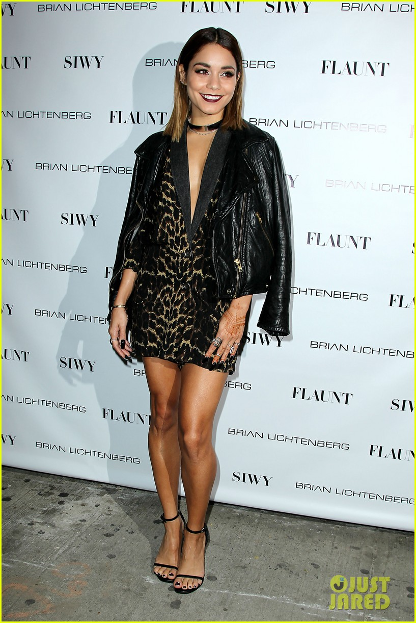 vanessa hdugens flaunt magazine party 14