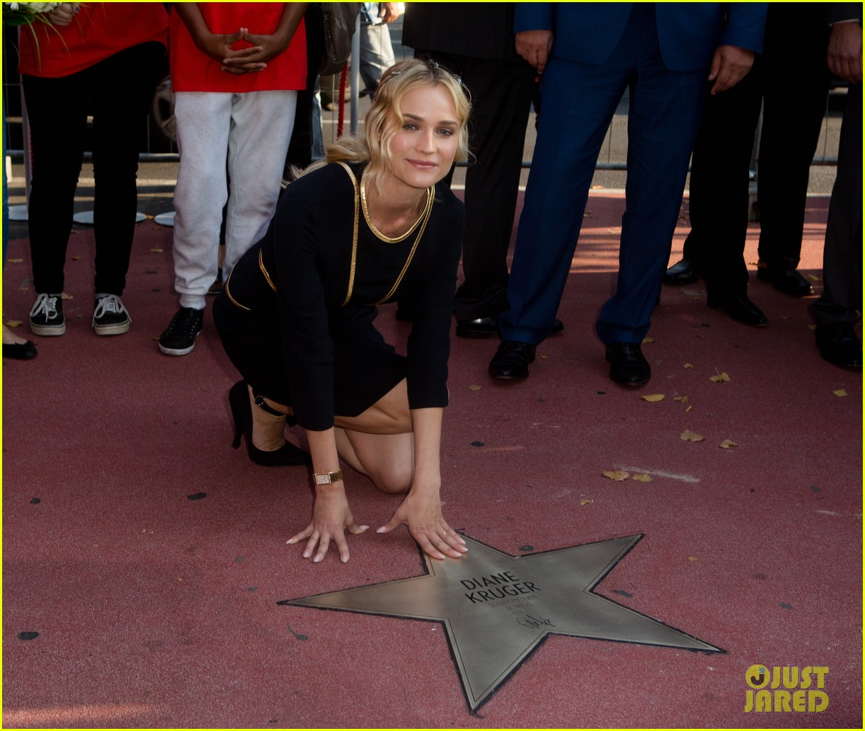 diane kruger geta a star on berlins walk of fame 15