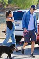 mila kunis ashton kutcher spend sunday together 11