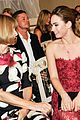 lily james brunette marchesa london anna wintour 03