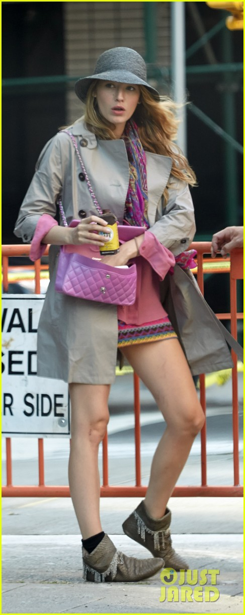 blake lively doesn t feel a sense of ease with job security photo
