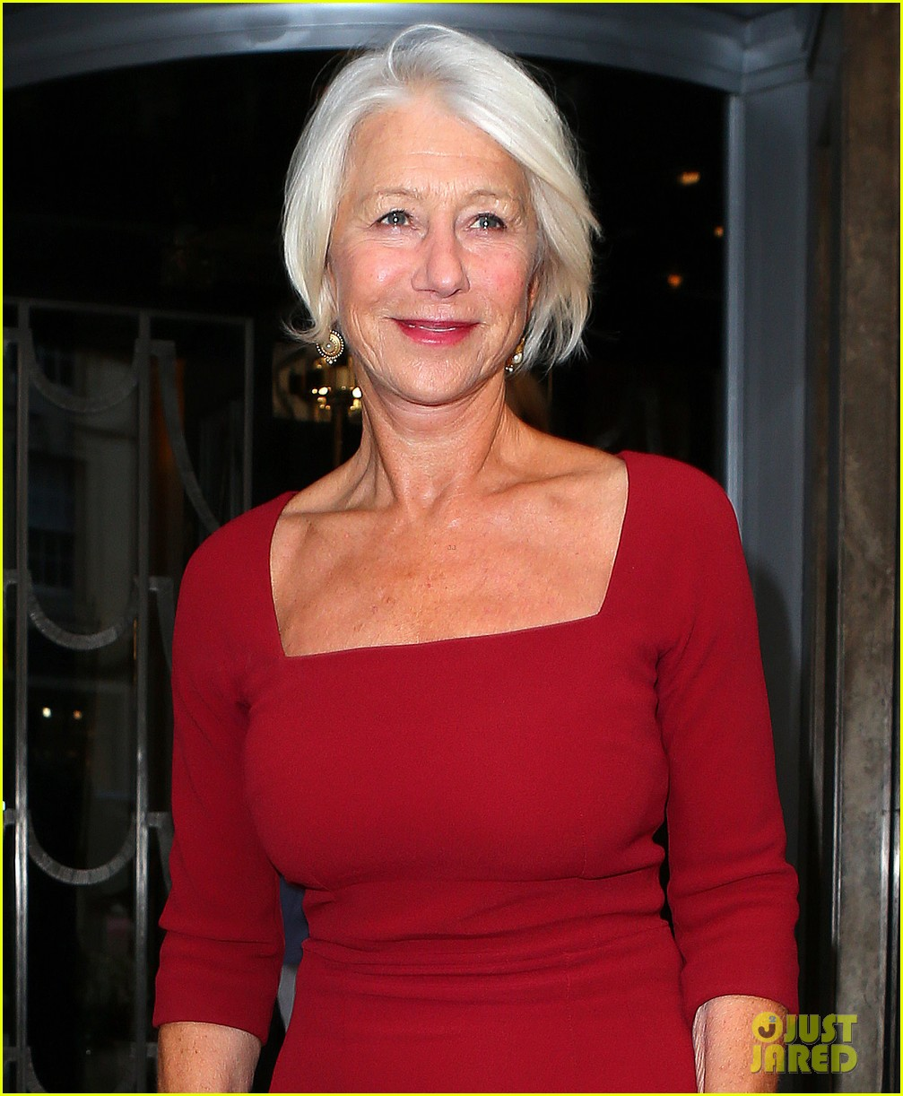 helen mirren is red hot for the gq men of the year awards 2014 043188357