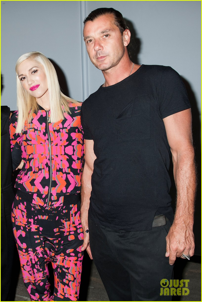 Gwen Stefani Gets Gavi... Gwen Stefani