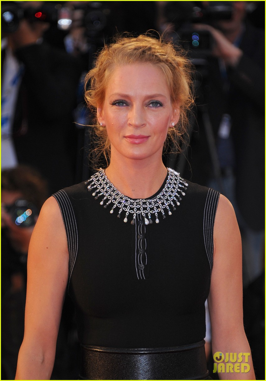 uma thurman joins co stars to premiere nymphomaniac vol ii 01