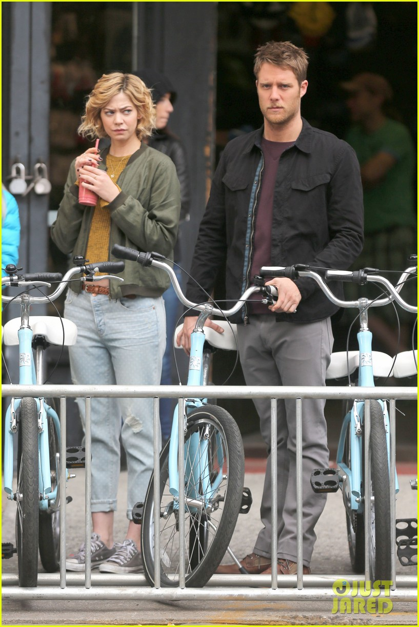 Manhattan love story co stars dating