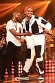 usher chris brown new flame iheartradio music festival 01