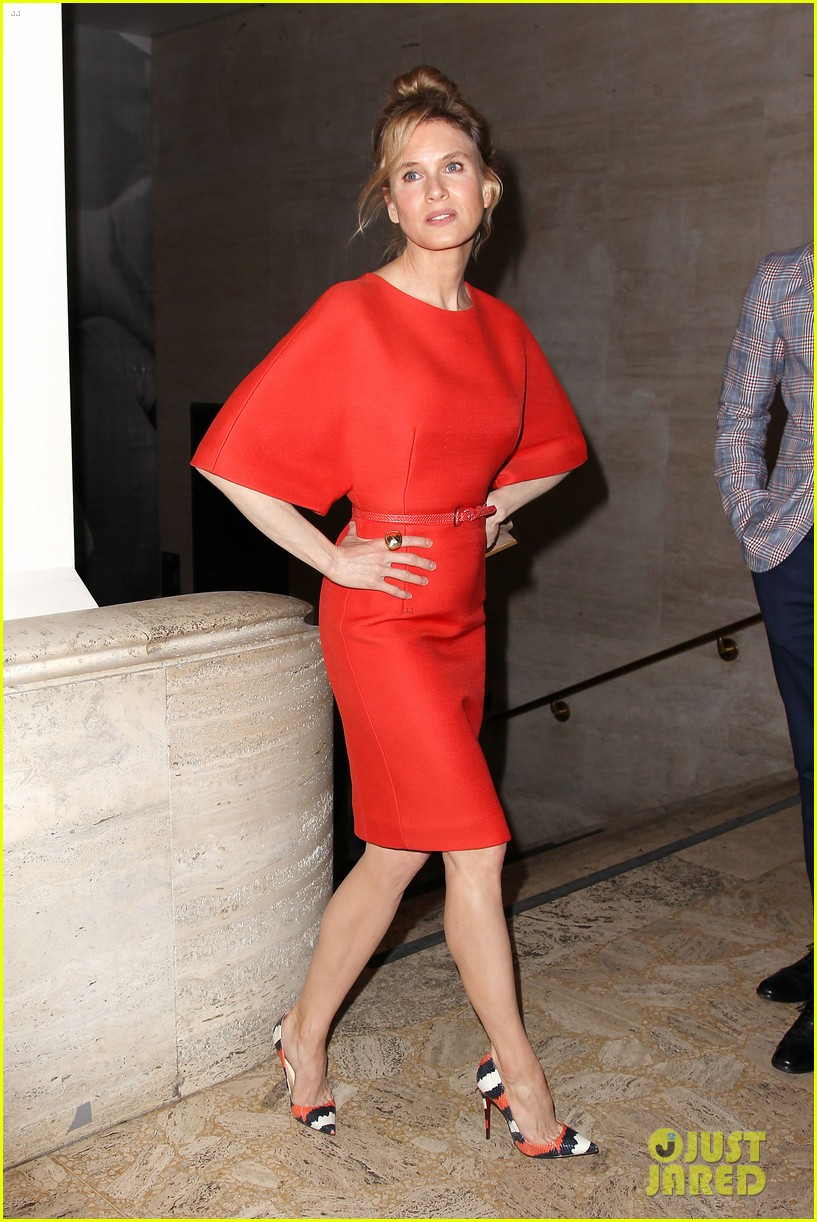 renee zellweger lucy liu honors carolina herrera 013188679