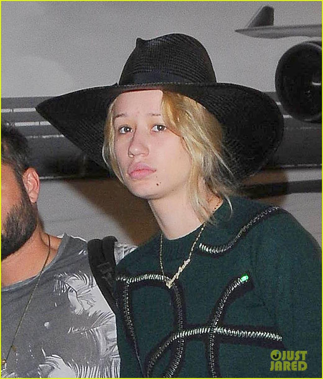 Iggy azalea no makeup