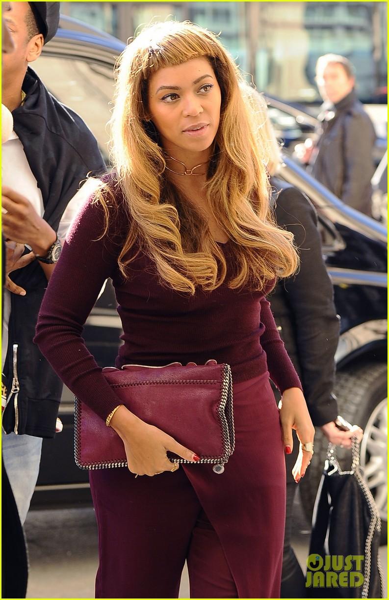 Beyonce Debuts New ShortHaircut