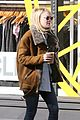 dakota fanning doesnt mind the chill in nyc 04