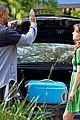 zooey deschanel goes green for new girl 06