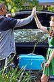 zooey deschanel goes green for new girl 18