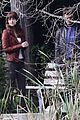 jamie dornan dakota johnson kiss in the woods 19