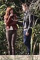 jamie dornan dakota johnson kiss in the woods 21