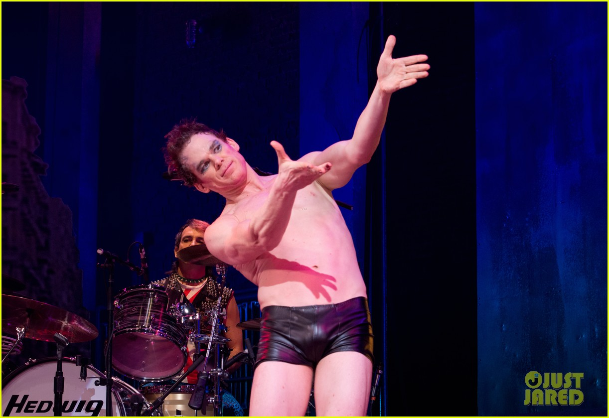 Full Sized Photo Of Michael C Hall Shirtless Hedwig 13 Photo