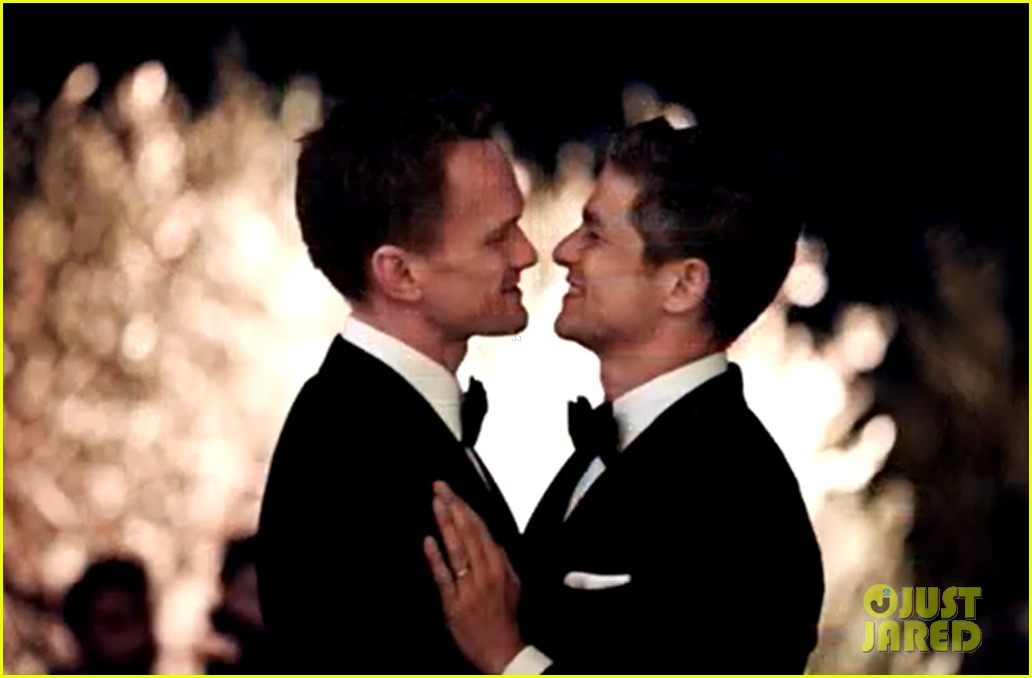 Neil Patrick Harris marries David Burtka at intimate