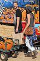 calvin harris aarika wolf pick pumpkins 27
