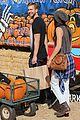 calvin harris aarika wolf pick pumpkins 28