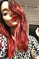 vanessa hudgens red hair 02