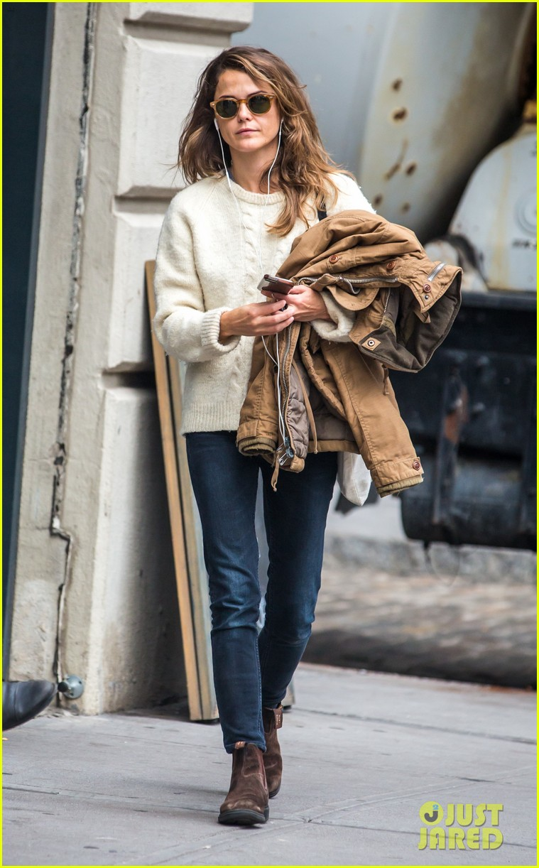 Keri Russell Says 'Americans' Cast Names Their Wigs: Photo ...