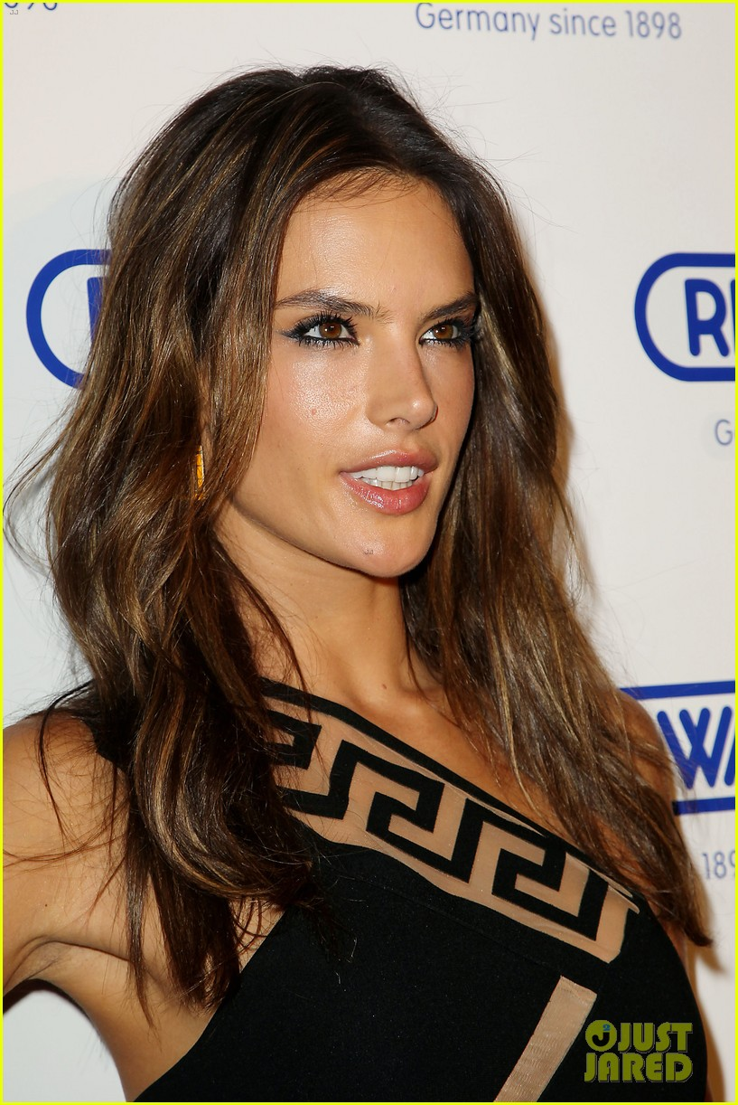 Full Sized Photo Of Jared Leto Alessandra Ambrosio Let Their Hair Down 09 Photo 3229517 Just Jared