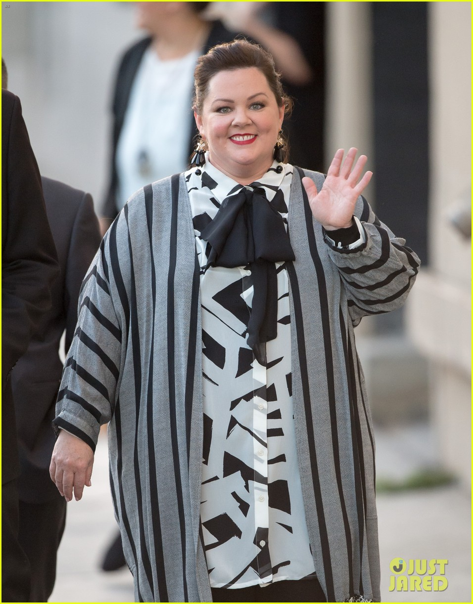 Melissa McCarthy Dishes on Adam Levine's Halloween Party on 'Jimmy ...