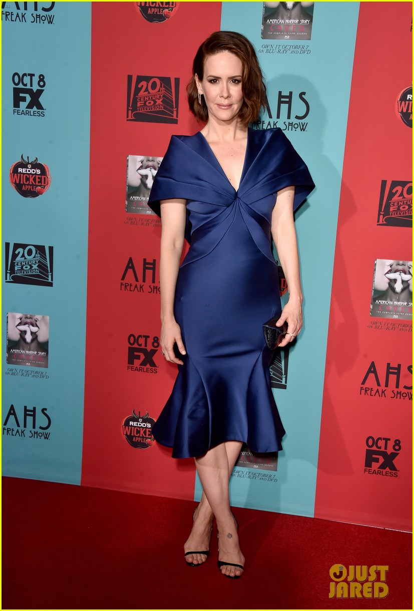 full sized photo of sarah paulson american horror story